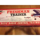 Freshmen Trainer RADIO CONTROL MODEL KIT NO. RC-20 in box