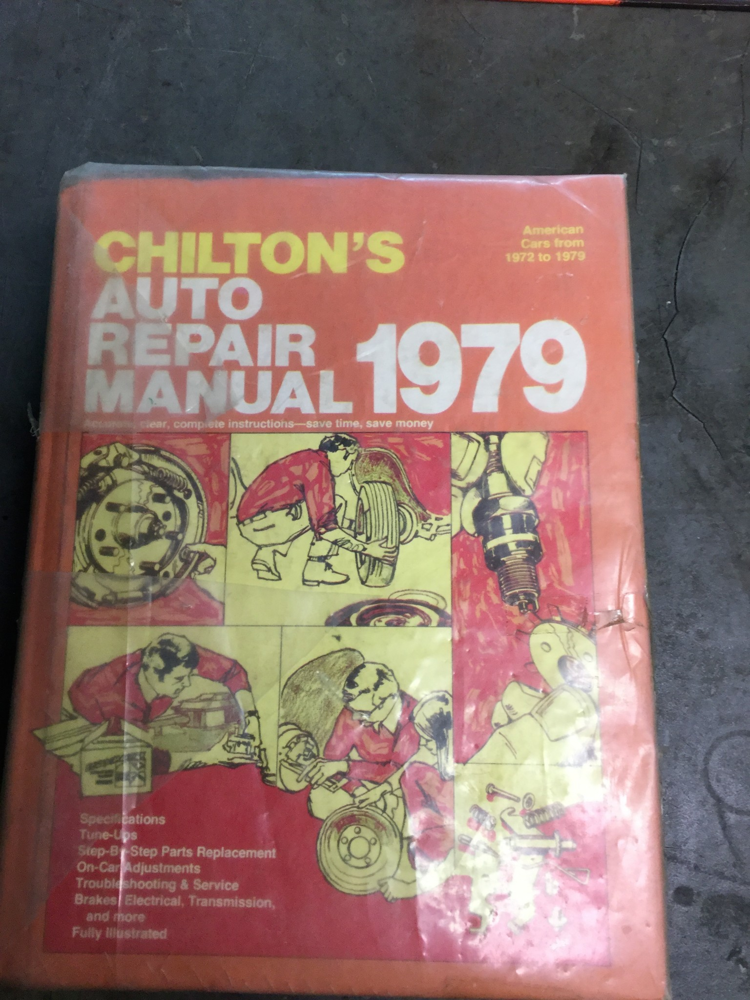 Chilton's 1979 Auto Repair Manual