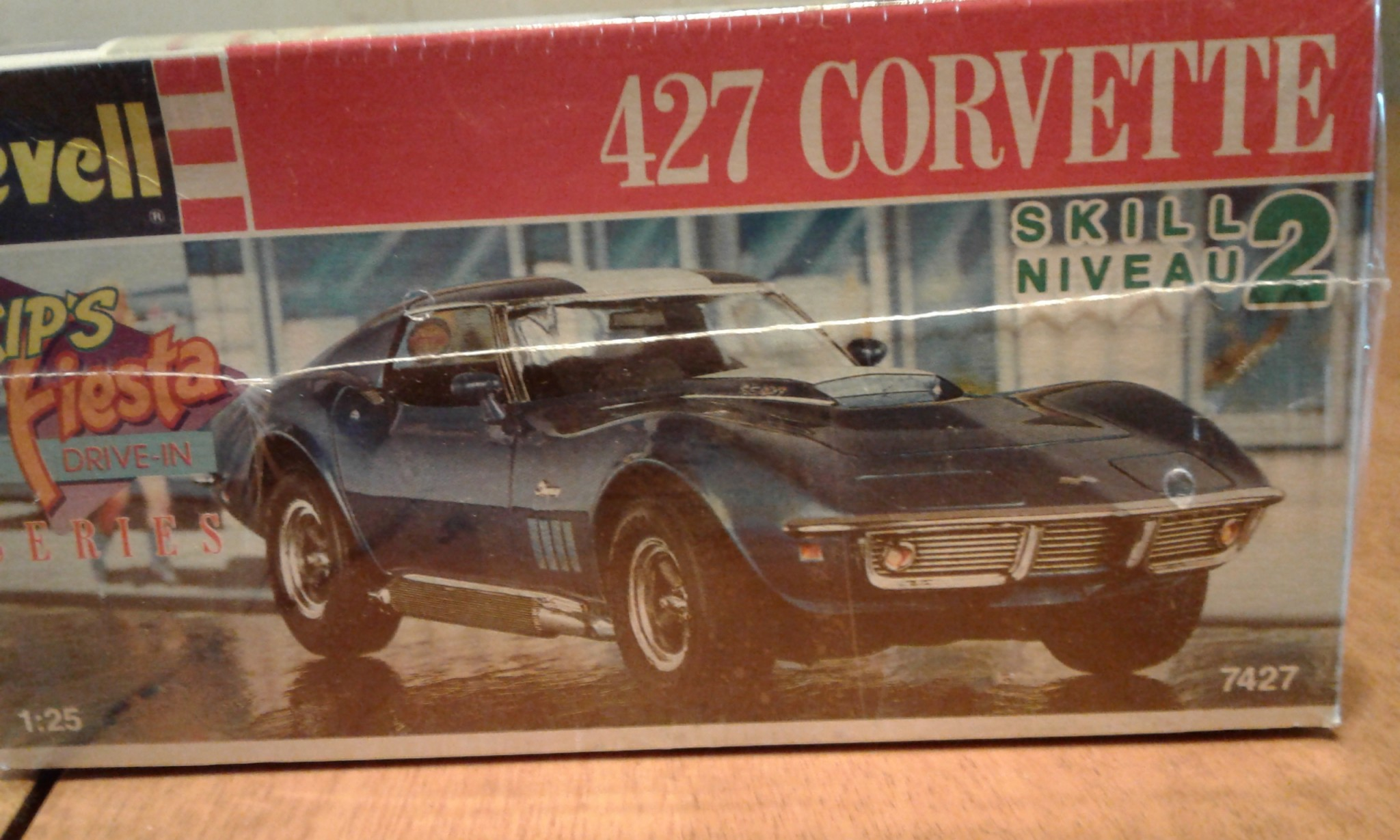 Hubley metal model car kits 17