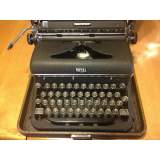 Vintage Royal Portable with Typewriter Case